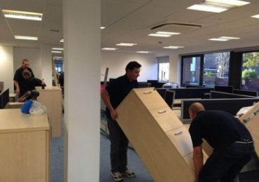 MOVING OF OFFICES